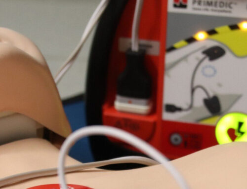 Do you know where your nearest AED is?