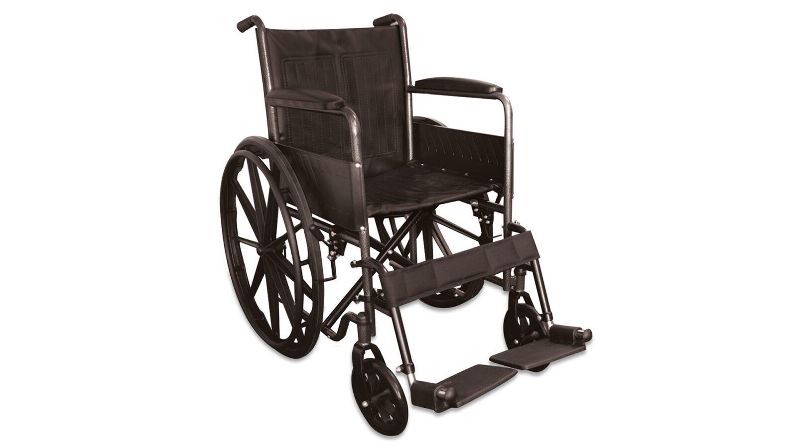 self-propelled-wheelchair